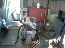 Engin Room Hydraulic Unit